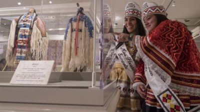 New American Heritage Gallery Honors American Indian Art at Epcot
