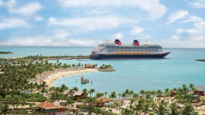 Cruise Critic Names Castaway Cay the Best Cruise Line Private Island for the Third Year in a Row