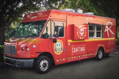 4R Cantina Barbacoa Food Truck Coming to Disney Springs