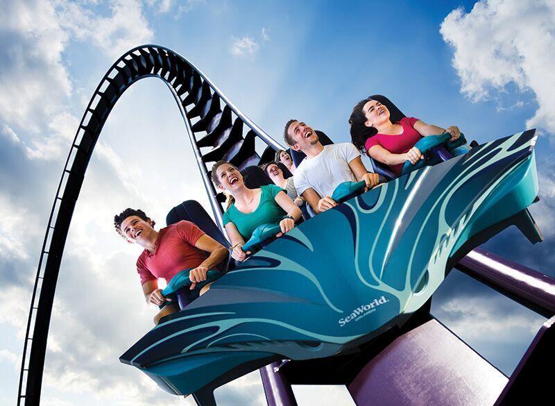 SeaWorld Orlando Announces Thrill Fest Ride Night