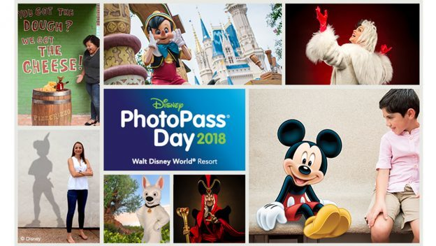 How to Celebrate Disney PhotoPass Day at Walt Disney World Resort