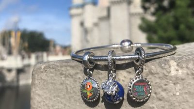 New PANDORA Charms Available August 10 at Disney Parks