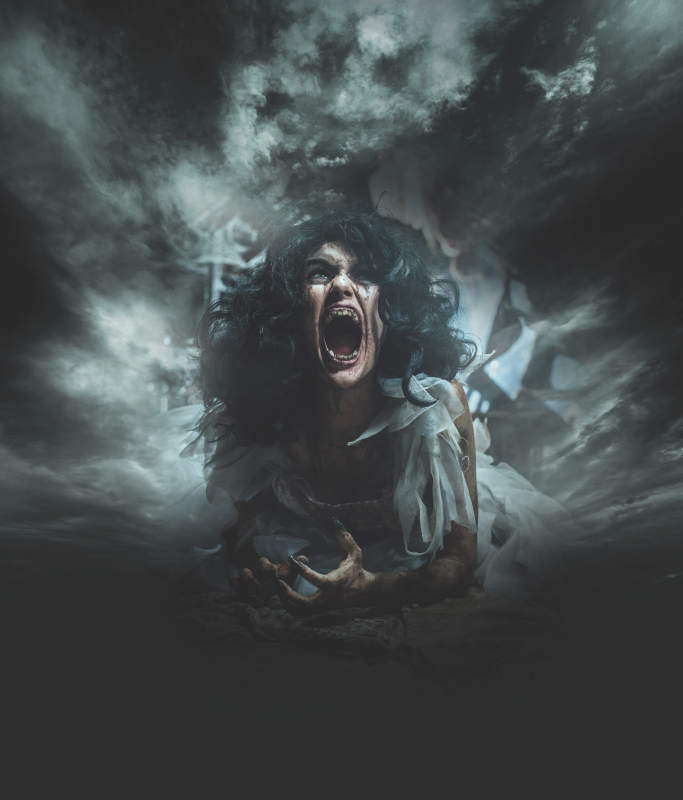 'Howl-O-Scream' Tampa's Premiere Halloween Event Returns with More Horrifying Scares Than Ever Befor