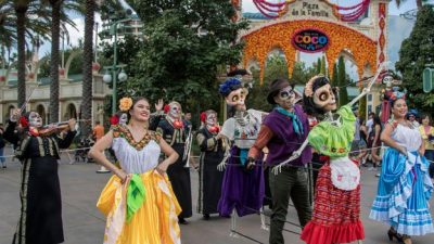 Spirit of Día de los Muertos This Fall at Disneyland Resort