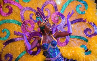 Dates Announced for Universal Orlando's Mardi Gras 2019