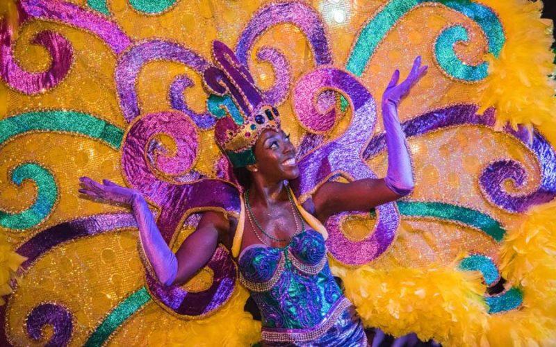 Dates Announced for Universal Orlando's Mardi Gras 2019