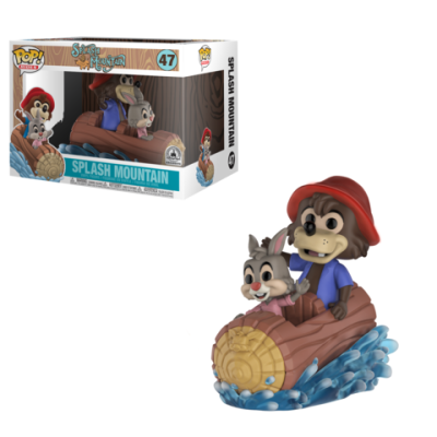 Exclusive Disney Theme Park's Splash Mountain Pop! Coming Soon