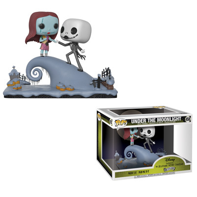 Nightmare Before Christmas 25-Year Anniversary! Funko Merchandise Coming Soon