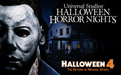 """Halloween 4: The Return of Michael Myers"" Announced for Halloween Horror Nights"
