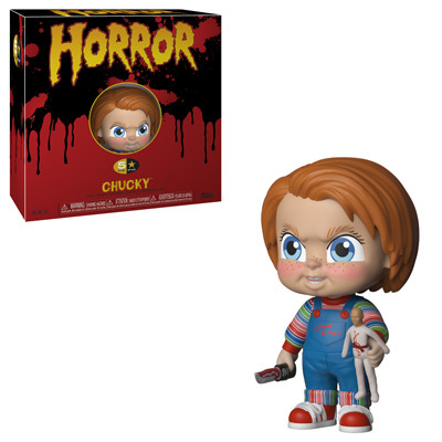Horror 5 Star by Funko Coming Soon