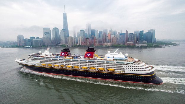 Tons of Fun Aboard the Disney Magic During Cruises from New York