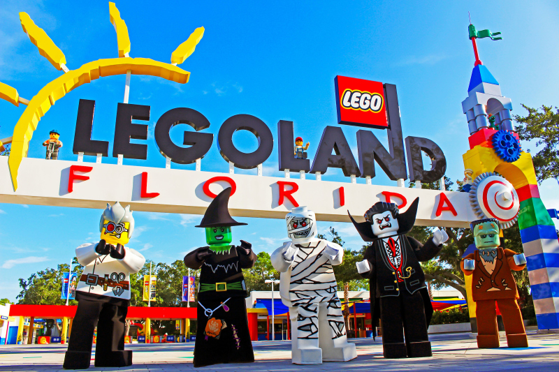 Brick or Treat Returns to LEGOLAND Florida Resort This October with More Dates, Candy and Entertain