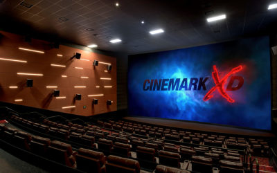 AMC Out - Cinemark In at Universal Orlando's Citywalk