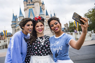 Guests' Favorite Disney Characters are the Inspiration for New Couture Makeovers at Walt Disney Worl