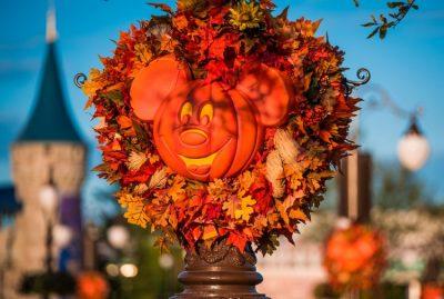 Fall into Magic this Year at Walt Disney World Resort
