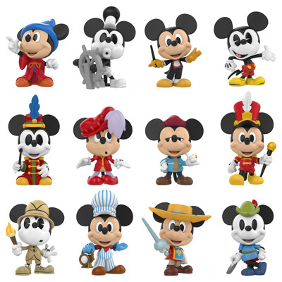 Mickey's 90th Anniversary Funko Collection Merchandise Coming Soon