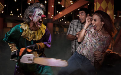 Universal Orlando Adds 2 More Event Dates for Halloween Horror Nights