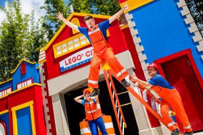 Meet The Brick Builders at LEGOLAND Florida