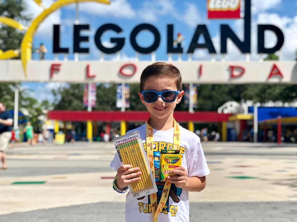 LEGOLAND Florida Resort Extends Free Parking Offer Through Labor Day