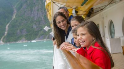 Where to Get the Best Views Onboard a Disney Cruise to Alaska