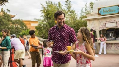 Sneak Peek at This Year's Epcot International Food & Wine Festival