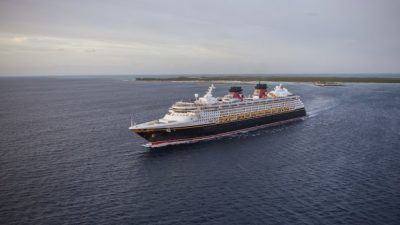 Celebrate Fall and Winter Holidays on Disney Wonder Cruises from California and Texas