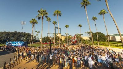 ABC's 'American Idol' Nationwide Bus Tour Auditions Roll Out at Walt Disney World