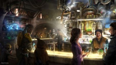 Oga's Cantina Coming to Star Wars: Galaxy's Edge in 2019