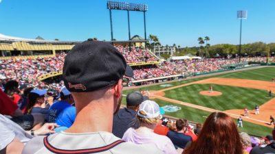 Atlanta Braves' Spring Training Season Announced at ESPN Wide World of Sports Complex