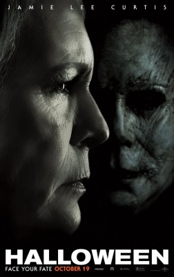 Halloween Movie Poster and New Trailer