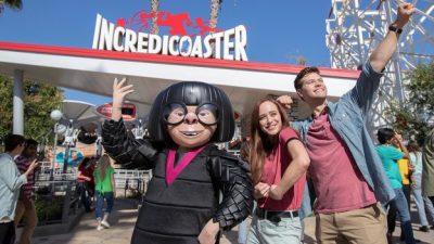 The Playful World of Pixar Throughout the Year at Disneyland Resort