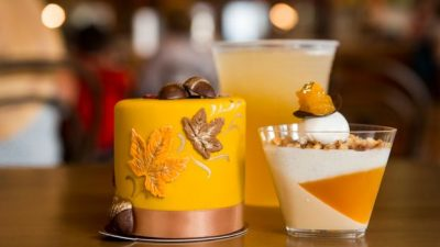 Experience Autumn with WonderFall Flavors at Disney Springs