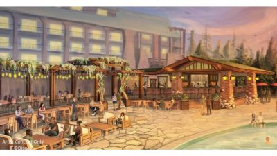 Dining Enhancements Coming Soon to the Hotels of the Disneyland Resort