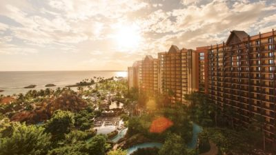 The Language of Aloha at Aulani, a Disney Resort & Spa: 'Okina Means Glottal Stop