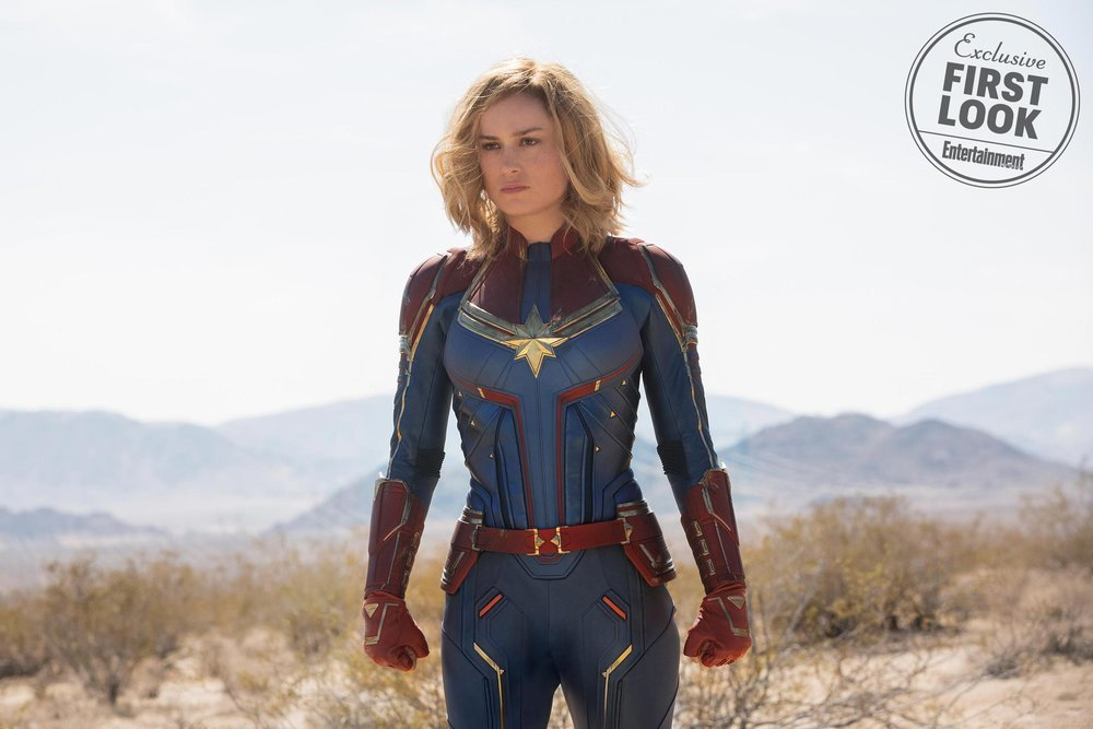 Exclusive Images from Captain Marvel