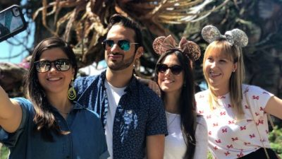 Global Adventures at Disney's Animal Kingdom and Epcot