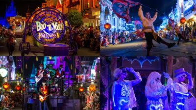 Watch 'Mickey's Boo-To-You' Halloween Parade Live Sunday, Sept. 9