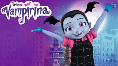 Vampirina Arrives at Disney Parks This Weekend