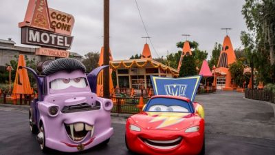 Happy Hauntings Return to Disneyland Resort for Halloween Time