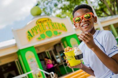 Pumpkin Spice Apple Fries are Back at LEGOLAND Florida