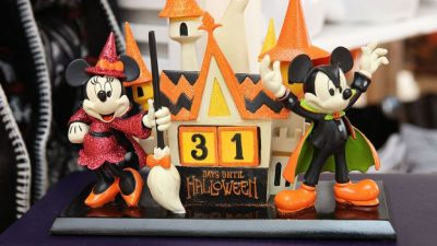Mickey Mouse Carves a Spot in This Year's Halloween Merchandise Collection