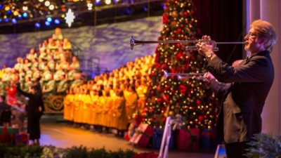New Candlelight Processional Narrators, Food & Merchandise Set for 2018 Epcot International Festival