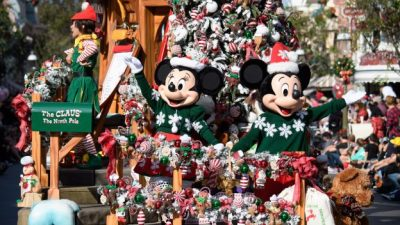 Sights, Sounds and Flavors of the Holidays at the Disneyland Resort