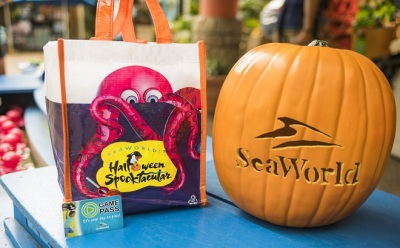 SeaWorld Orlando Pass Member News Oct. 2018