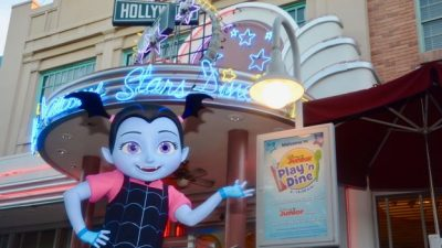 Come and Visit Vampirina Now at Disney's Hollywood Studios