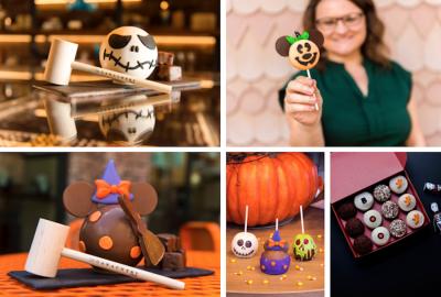 Decorating the Disneyland Resort for Halloween Time