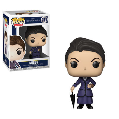 Coming Soon: Doctor Who Funko Pop!