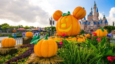 Celebrate a Spook-tacular Halloween Season at International Disney Parks
