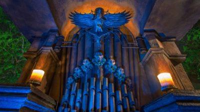 'Happy Hints' Hidden at the Haunted Mansion at Magic Kingdom