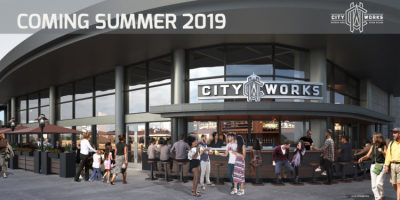 Bottleneck Management to Open City Works Eatery & Pour House at Disney Springs in 2019